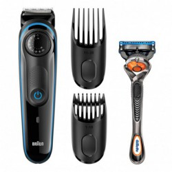 CORTAPELOS BRAUN BT3040 BEARD TRIMMER