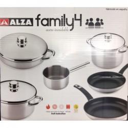 BATERIA ALZA FAMILY 4