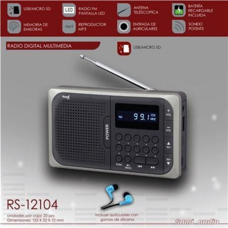 RADIO SAMI RS-12104