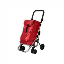 CARRO COMPRA PLAYMARKET GO UP 24910C ROJO 353 CHARME