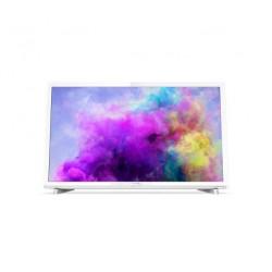 """TELEVISOR LED PHILIPS 24"""" 24PFS5603 FHD WHITHE DVB-T2-S"""