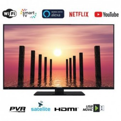 "TELEVISOR LED EAS ELECTRIC E32SM702 32"" DVB-T2/S2 SMARTV WIFI"