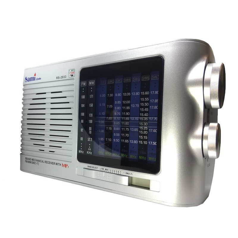 RADIO SAMI RS-2933 + MP3 MUSIC